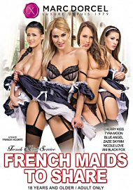 French Maids To Share (2018) (178366.4)